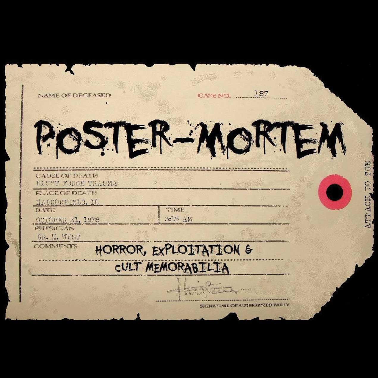 Poster-Mortem