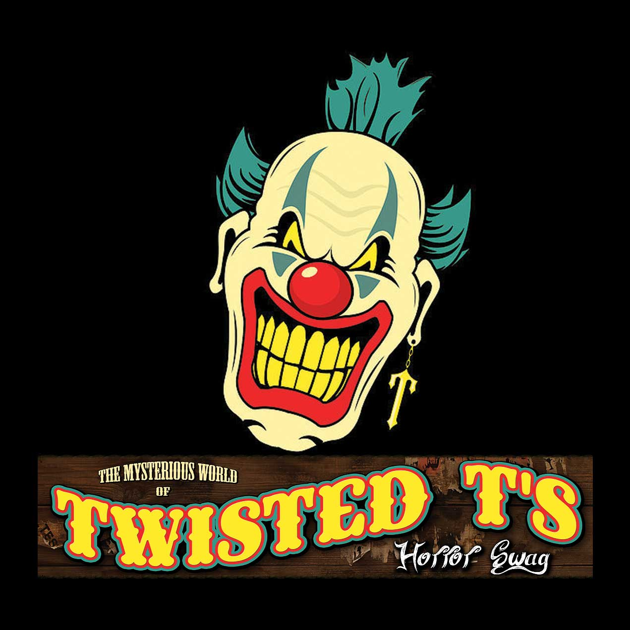 Twisted T's Horror Swag