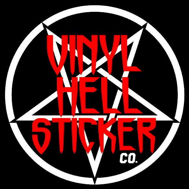 Vinyl Hell Sticker Co.