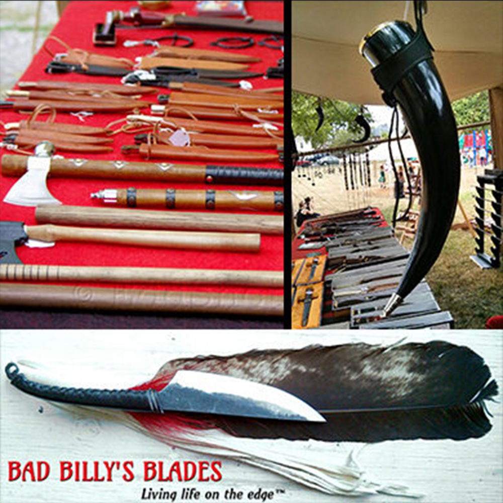 Bad Billy's Blades